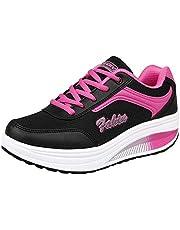 Alikeey Antislip schoenen, modieus, vrouwen, mesh, onder, schommelschoenen