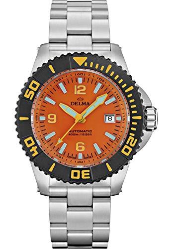 DELMA - Armbanduhr - Herren - Blue Shark III - 54701.700.6.154