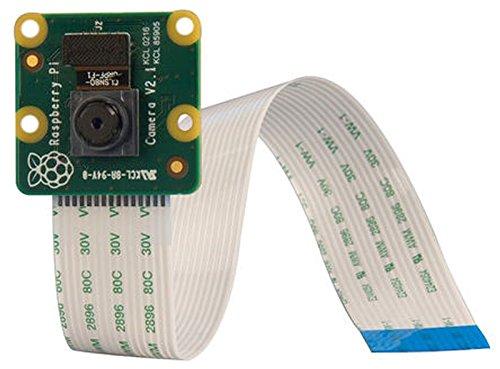 Raspberry Pi Official Camera V2 for 3B/2B/B+/A+/B/A ソニー製808万画素CMOSセンサ使用 ラズベリーパイ公式 HDカメラ