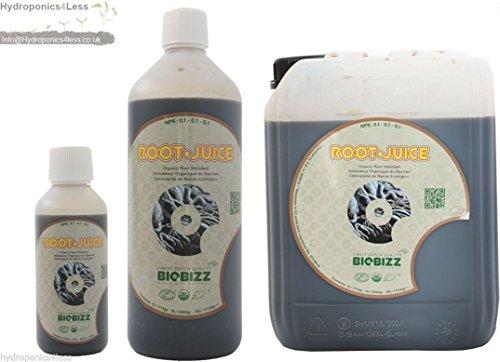 BioBizz Bio Root Juice Bio Roots Stimulant Nährstoff Hydrokultur 250ml 1& 5L