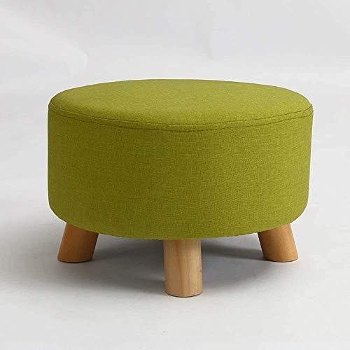 Facile Siège rembourré de cadre de jambe Convient à la famille Voyage Fashion Chaussure Tissu Tissu de table décorative détachable Tabourets de table pour Comptoir de cuisine (Couleur: Plain)