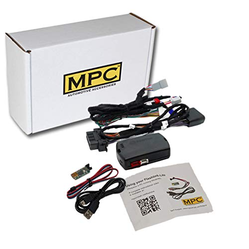 MPC Factory Remote Activated Remote Start for 2013-2017 RAM 1500, 2500, 3500 & 2013-2016 RAM 4500. Includes T-Harness, Requires only 1 Wire Connection.