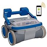 Astralpool Robot Pulitore Elettronico Automatico Bluetooth Per Pulizia Fondo Piscina R7