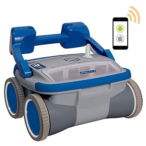Astralpool Robot limpiador electrónico automático Bluetooth para limpieza fondo piscina R7