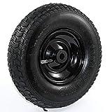 Craftsman 6002392 Lawn Tractor Lawn Cart Attachment Wheel Assembly Genuine Original Equipment Manufacturer (OEM) Part