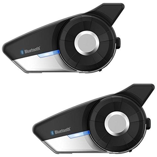 SENA 20S-EVO-01D EVO Bluetooth 4.1 Communication Dual System for...