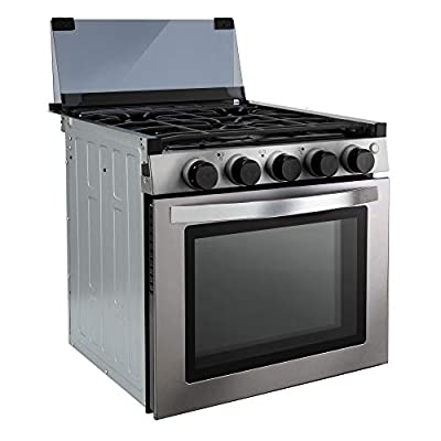 RecPro RV Stove | Gas Range 21"