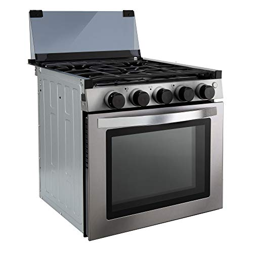"""RecPro RV Stove 