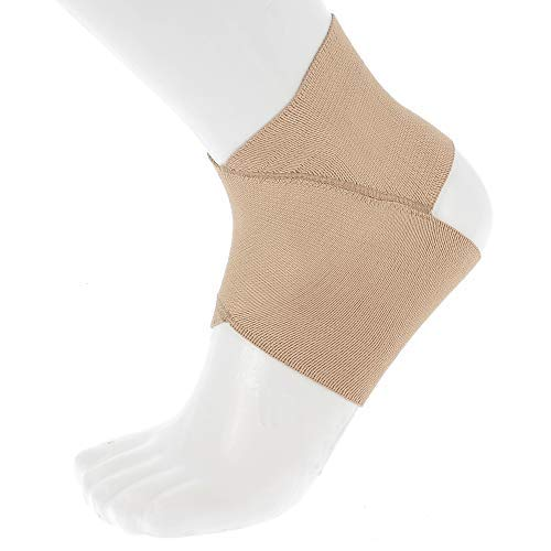 Actifi I Figure 8 Ankle Support – Elastic-Knit Support Brace Sleeve Wrap