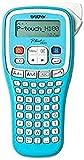 Brother PT-H100LB Etiqueteuse\Titreuse - P-Touch Bleue pour Votre Organisation - Jusqu'à 12mm - Ludique et Portable