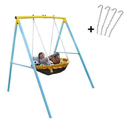 SPORT INNOV Tiny Swing Portique balançoire nid...