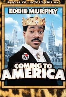 Coming To America (Paramount/ Checkpoint)