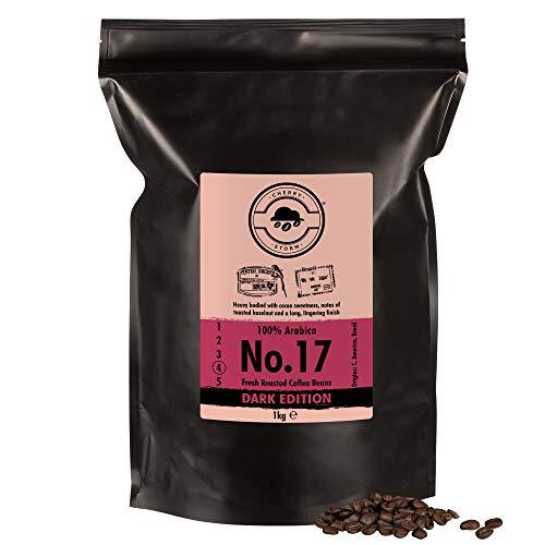 Cherry Storm – No. 17 (Dark Edition) – Espresso Koffiebonen – 1kg – 100% Arabica