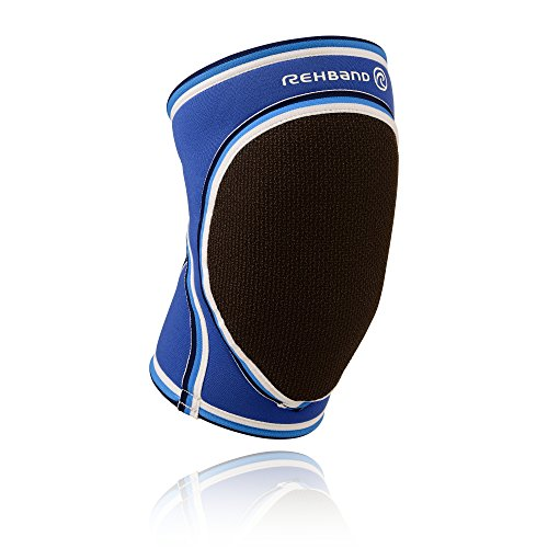 Rehband Herren Knieschoner 7752 Handball, blau, XXL