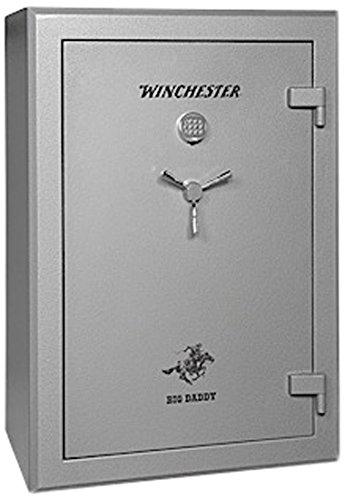 Winchester BD5942GE Win Big Daddy Series, Gun Metal - E-lock, 60x42