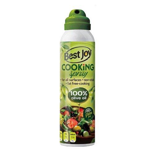 Best Joy Cooking Spray 100{52a4a81ac27002b55c86f2eae3217219c122238653aba334ad7ba819213279bc} Olive Oil - 5 Paquetes de 170 gr - Total: 850 gr