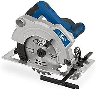 Ford Circular Saw 1500 Watts FX1-70, Blue