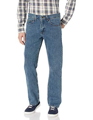 Lee Men's Regular Fit Bootcut Jean, Wylie, 33W x 32L