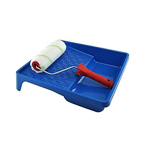 Criscolor Kit Cubeta 22 cm con Rodillo, 18 cm