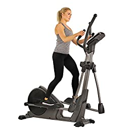 Sunny Health & Fitness Magnetic Elliptical Trainer Machi...