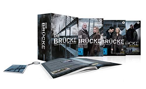 Die Brücke - Transit in den Tod: Die komplette Serie [20 DVDs]