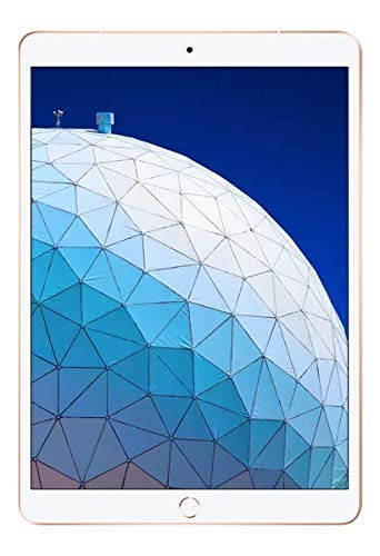 Apple iPad Air 3rd gen Latest Model (10.5-inch, Wi-Fi, 64GB) - Silver (Renewed)