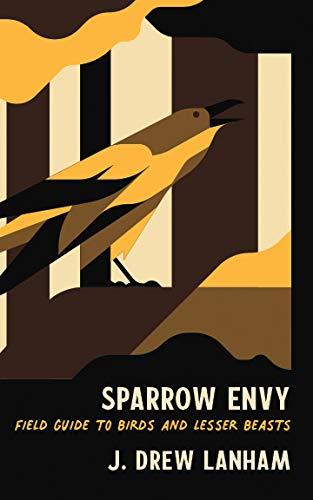 麻雀嫉妒封面:鸟类和小兽的野外指南