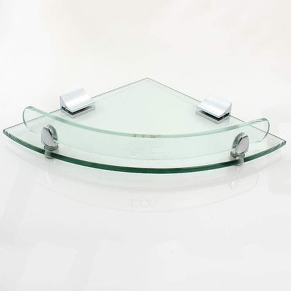 Be super welcome Yiran Shower Corner Rack 2021 new Bathroom Wa Triangle Glass Shelf