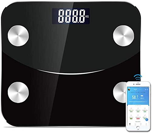 Purchase SPLY DTEM Bluetooth Smart Weight Scale, Body Fat Scale, Wireless Digital Bathroom Scale, 12...
