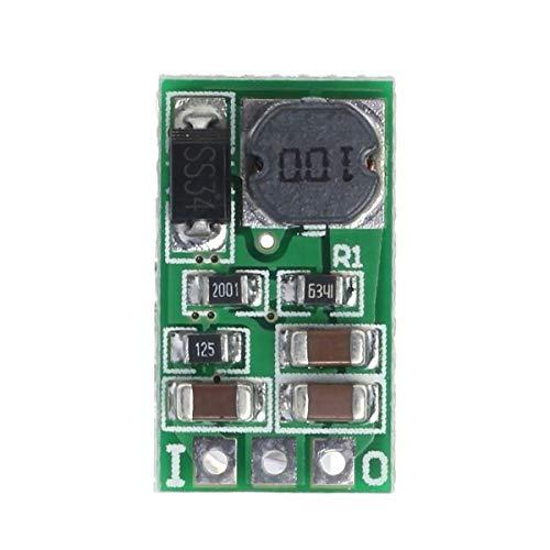 Nihlsen DD4012SA 1A Mini DC-DC Buck convertidor fuente de alimentación módulo Junta 5-40V a 3V 3.3V 3.7V 5V 6V 7.5V 9V 12V no soldadura