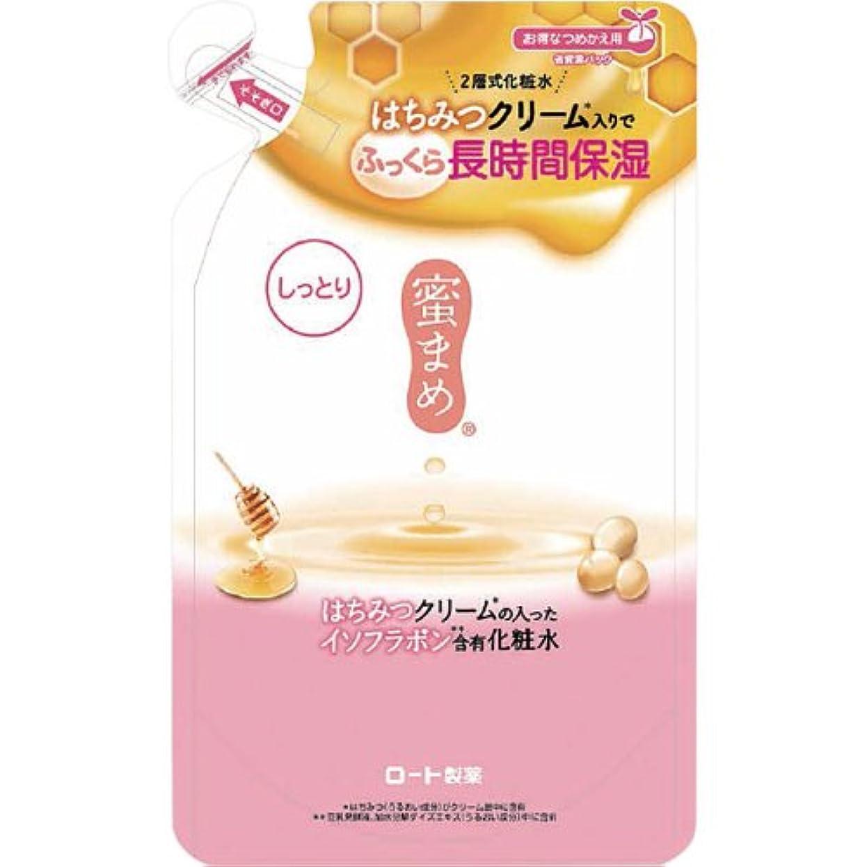 外交問題退却クマノミ蜜まめ 合わせ化粧水 (しっとり) (つめかえ用) 180mL