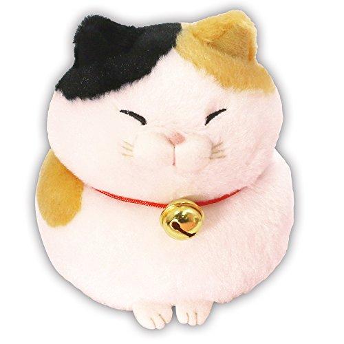 Amuse Higemanjyu Series Plush Cat Doll Standard Size (5