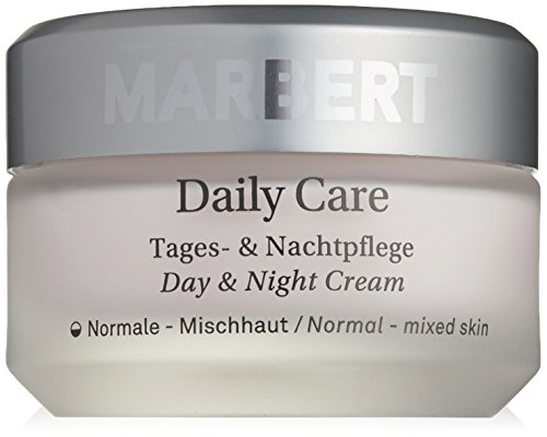 Marbert Daily Carefemme/woman, Day and Night Cream Normal-mixed Skin, 1er Pack (1 x 50 ml)
