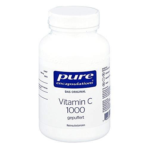 Pure Vitamin C 1000 gepuffert 90 Kapseln