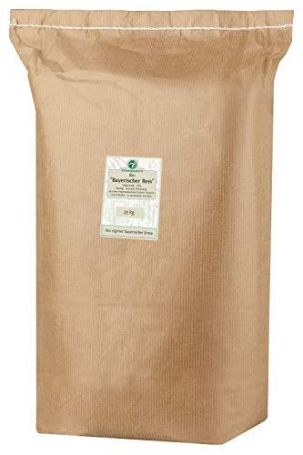 Chiemgaukorn Bio Urgetreide-Mix 25 kg, Bayerischer Reis, Perl-Emmer, Perl-Dinkel, Perl-Einkorn