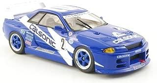 Nissan Skyline GT-R (R32) , No.2, Calsonic, Fuji, 1993, Model Car,, Ebbro 1:43
