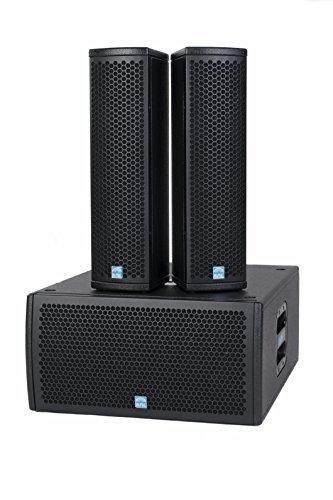 K.M.E. SD X Aktivsystem | 2x VLX 4 + VSS 28
