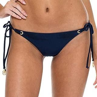Luli Fama Marino Mambo Seamless Ruched Brazilian Tie Side Bottom