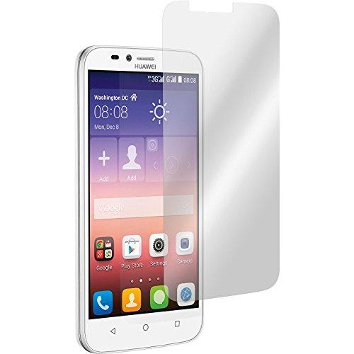 PhoneNatic 6er-Pack Bildschirmschutzfolien klar kompatibel mit Huawei Y625