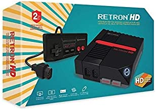 Hyperkin RetroN 1 HD Gaming Console - Black