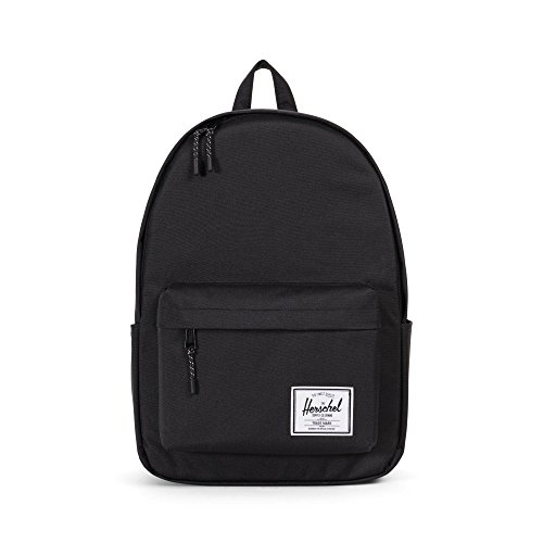 Herschel Classic Backpack, Black, XL 30.0L