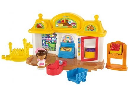 Fisher-Price - Magasin Little People 1-4 Ans