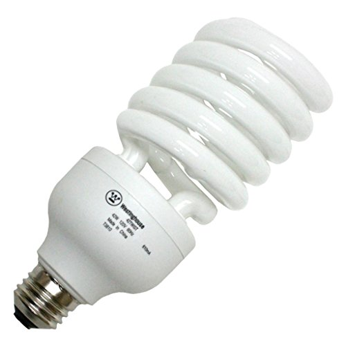 Westinghouse 3791800, 42W CFL Light Bulb, (150W Equal) 2700K Soft White 80 CRI 2800 Lumen