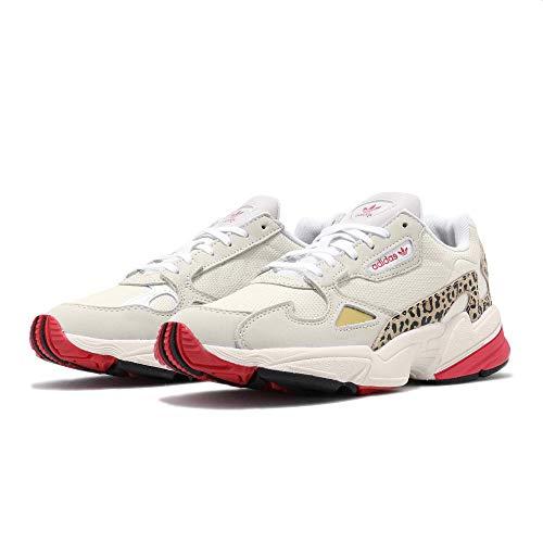 adidas Falcon W Zapatillas de Running Mujer Blanco, 36 2/3
