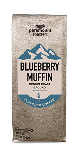Blueberry Muffin Flavored Ground Coffee