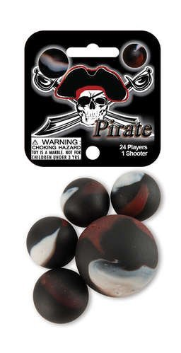 Marbles: Pirate