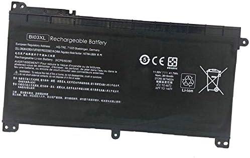 Yafda BI03XL New Laptop Battery Max 89% OFF Raleigh Mall for M3- X360 HP 13-u000 Pavilion