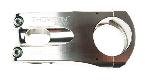 Thomson Unisex– Erwachsene Elite X4 Vorbau, Silber, Einheitsgröße