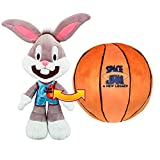 SPACE JAM: A New Legacy - Transforming Plush - 12' Bugs Bunny into a Soft Plush Basketball - Exclusive