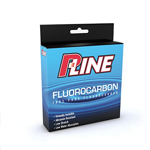 P-Line Soft Fluorocarbon Filler Spool (250-Yard, 10-Pound)